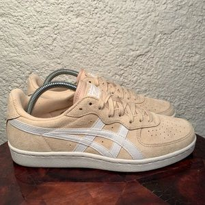 ASICS Onitsuka Tiger GSM Cream Sneakers
